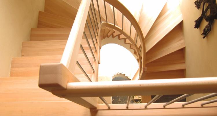 Treppen von Matthias Kroth